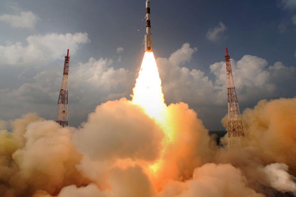 Tuesday's launch may make India an interplanetary space-faring nation