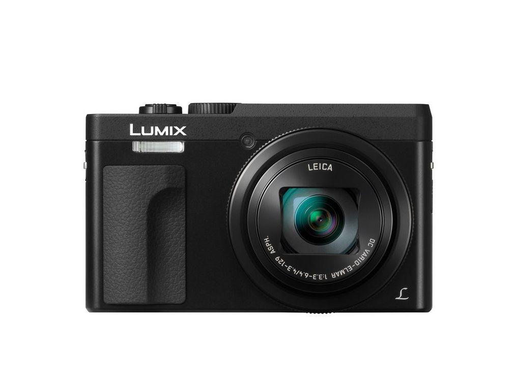 The Lumix DC-ZS70 (TZ90) features a 20.3 MP MOS sensor, which is paired with Panasonic's Venus Engine image processor