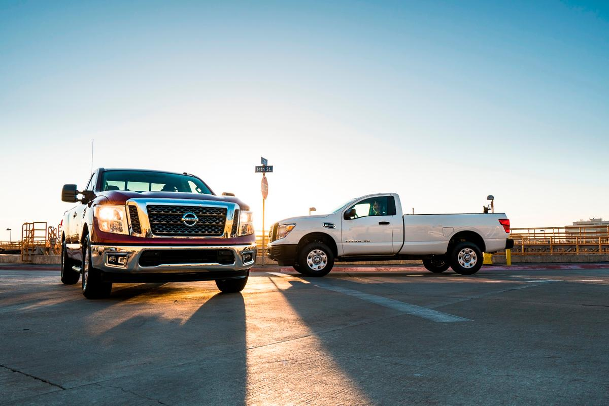The new single-cab Titan joins the dual-cab launched at the start of 2015