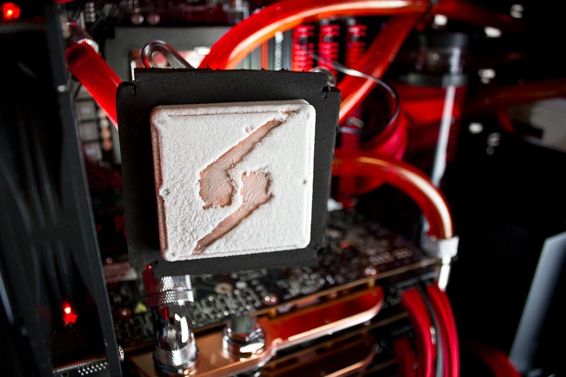 Digital Storm's Sub Zero Liquid Cooling System