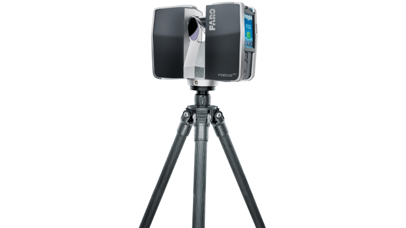 Roswell Police Department has purchased a Faro Focus3D Scanner
