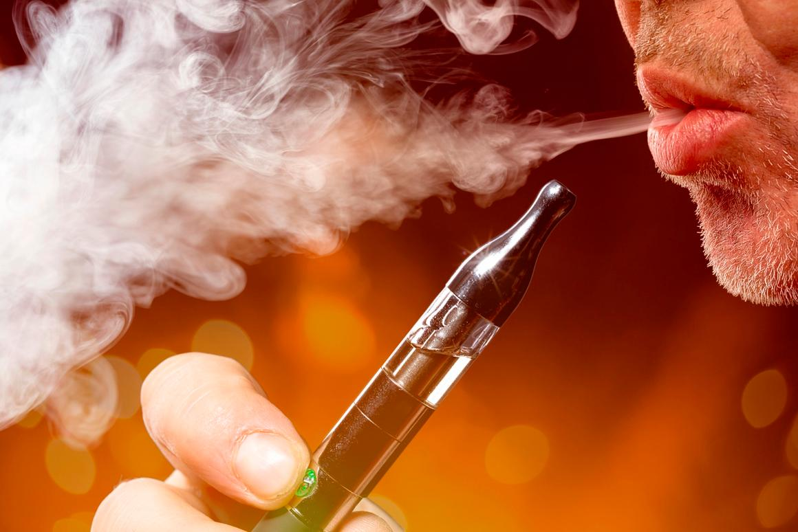 A new study suggests that e-cigarettes could make users more vulnerable to infections such as pneumonia