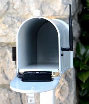 The Gates Mailbox unit