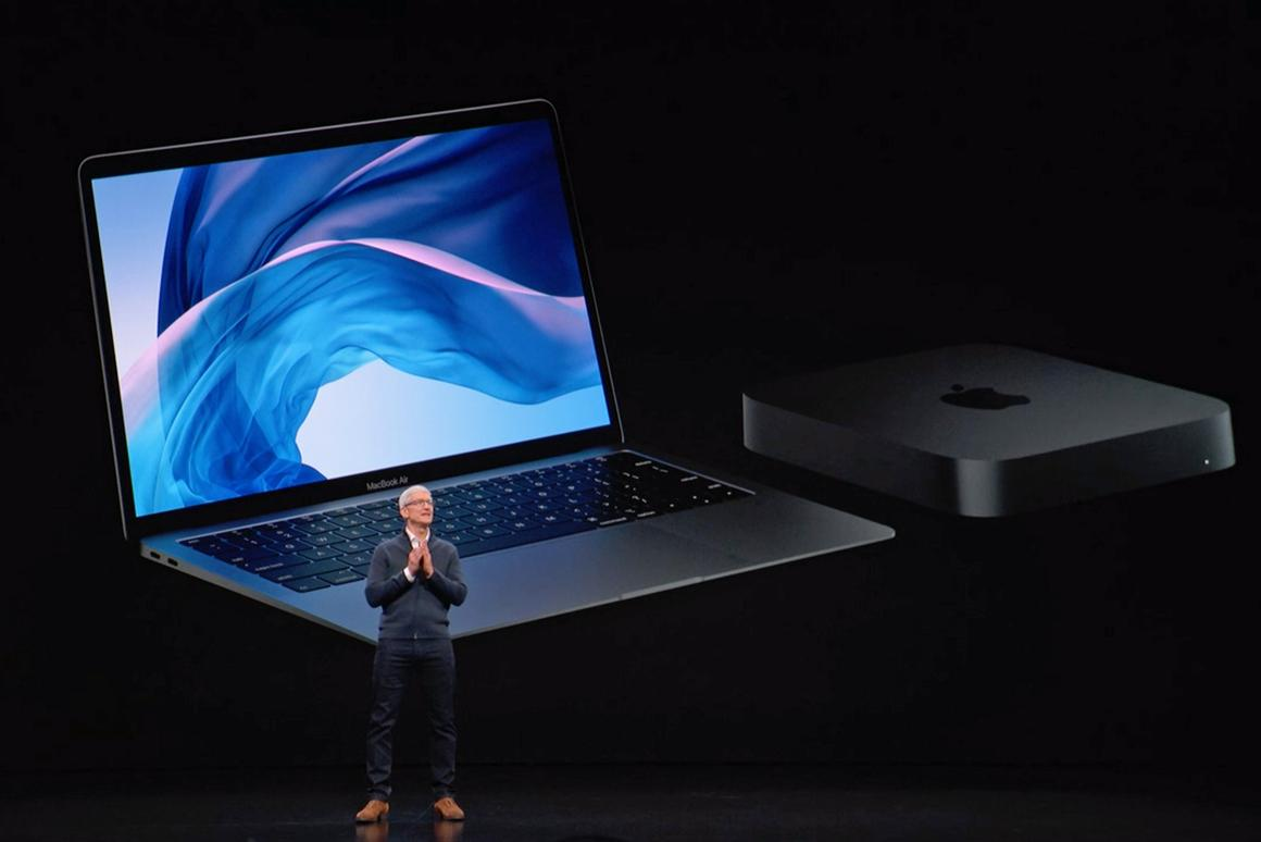 Apple gives its forgotten MacBook Air and Mac Mini computers
