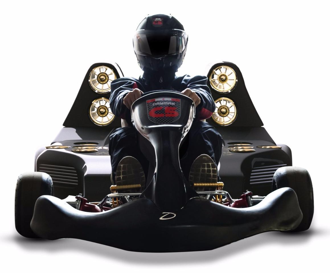 World's fastest go-kart