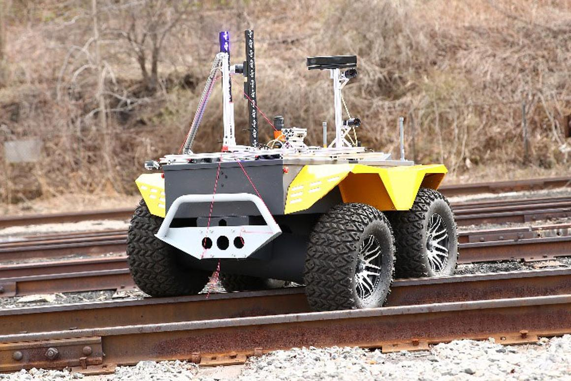 GE sees a future where robot rovers patrol facilities looking for problems and even carrying out simple repairs