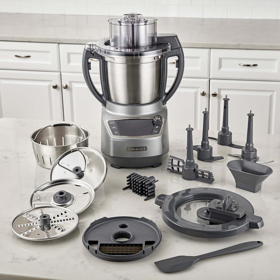 The Complete Chef and its various accessories