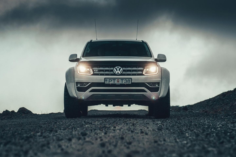 Arctic Trucks has converted a Volkswagen Amarok for Icelandic duty