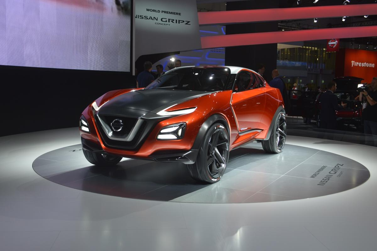 The Gripz Concept has been designed to hark back to the 240Zs that used to tackle rallies in Africa