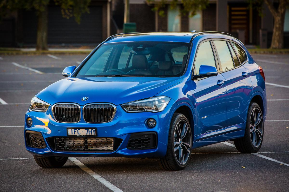 The X1 is capable and comfortable, even if it's a bit lacking in excitement for some buyers