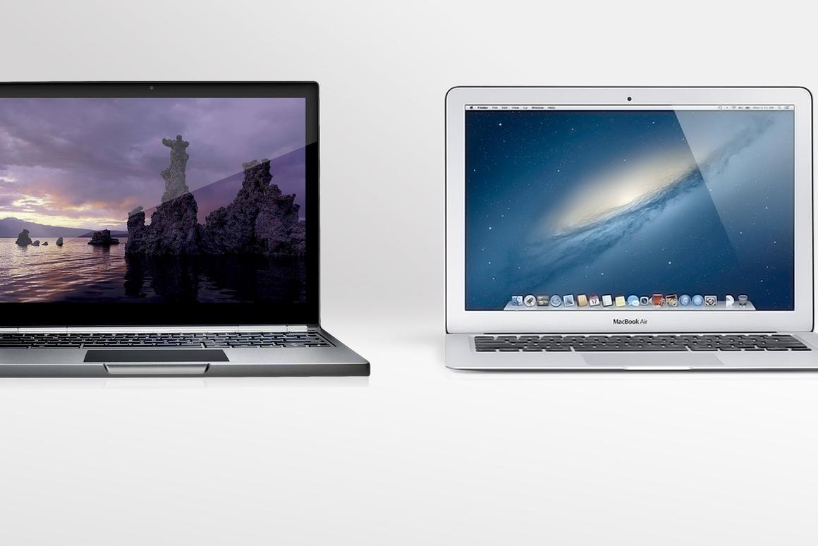 Chromebook Pixel vs  MacBook Air