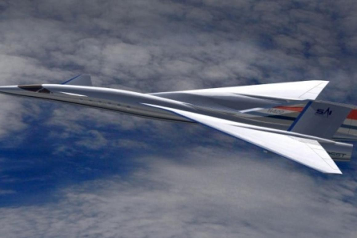 Is the QSST the future of supersonic transport?