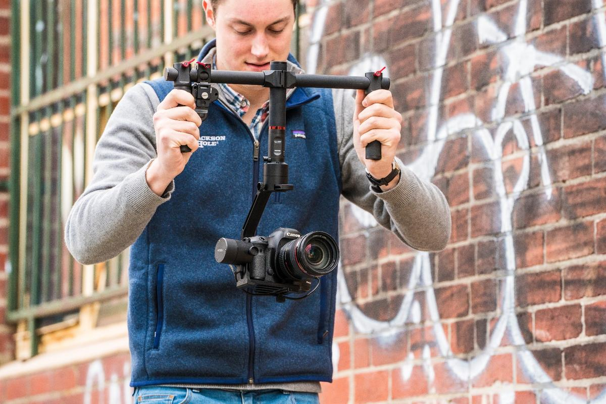 Moza Air from Gudsen offers DSLR stabilization for US$599