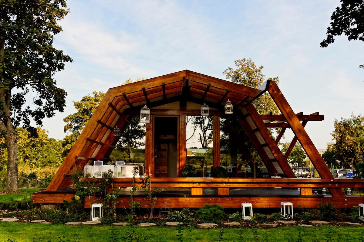 The Soleto zeroEnergy One home
