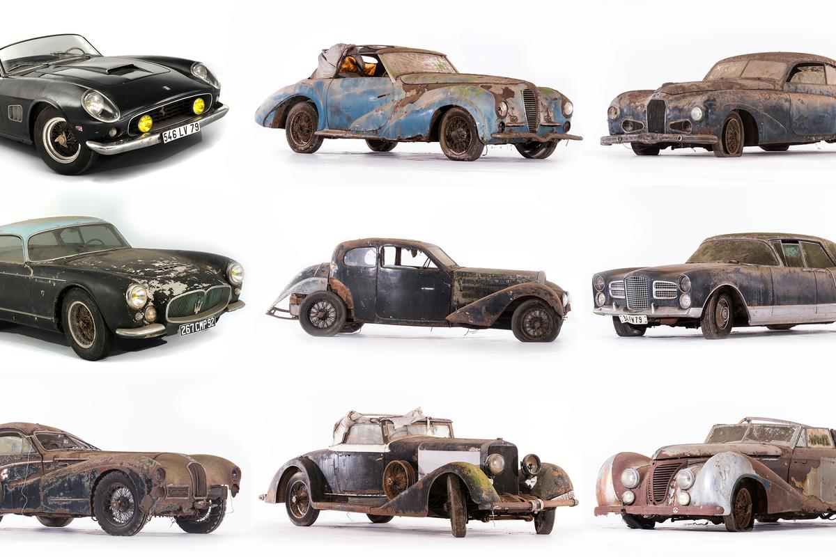 This article is designed to highlight all of the major cars and motorcycles and selected automobilia on offer this week in Paris. If you flick through the image gallery, you can click directly through from the high resolution image to the auction description for any items that may interest you.