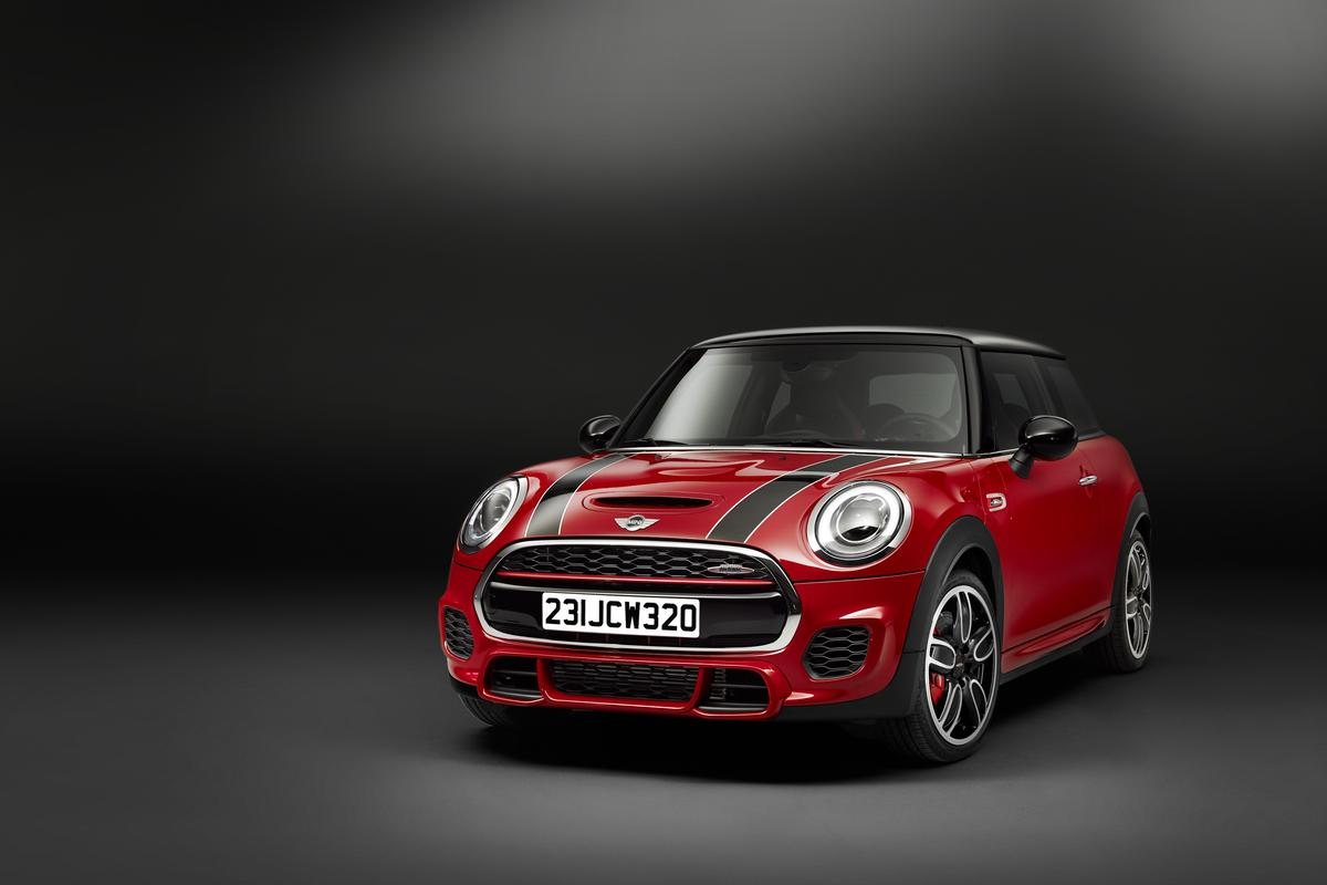 The new Mini John Cooper Works is the most powerful Mini ever