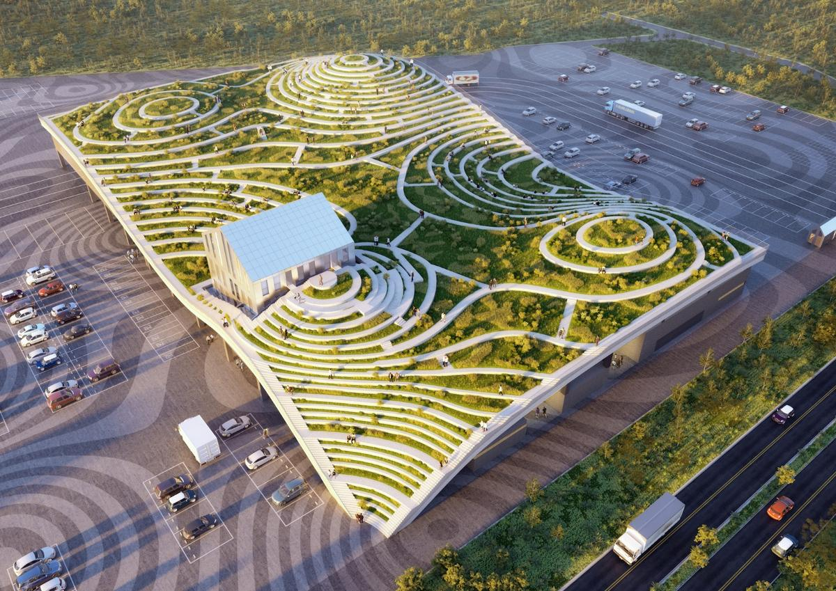 The Tainan Xinhua Fruit and Vegetable Market is expected to be completed in 2020