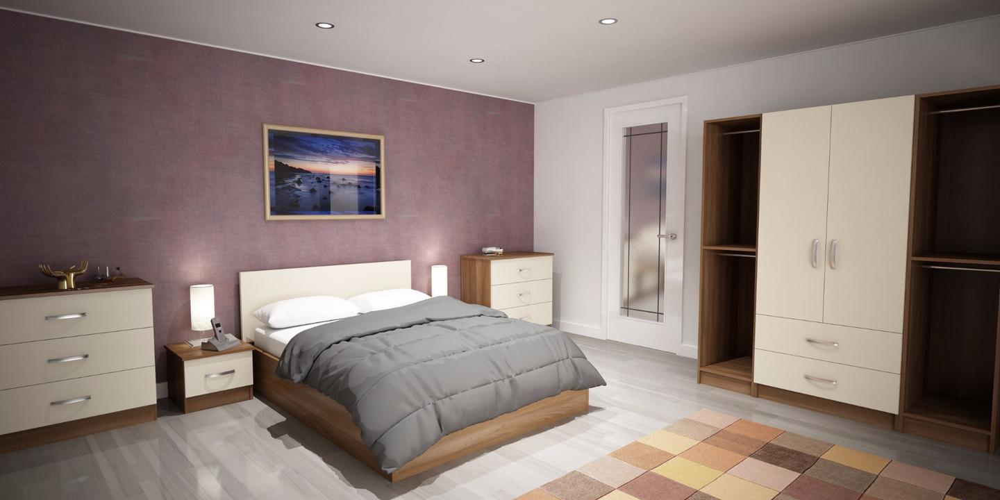 FoldSmart offers furniture for the bedroom, including wardrobes, beds and storage, with furniture for the living room and office said to be coming soon