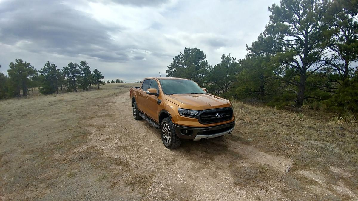 The 2019 Ford Ranger fits most of the expectations in today's small truck market:it's sized right, it's useful, and it can carry the family if required