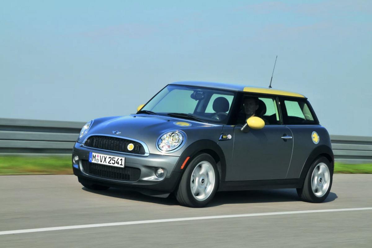 The original Mini E served as a foundation block of BMW's electrification program