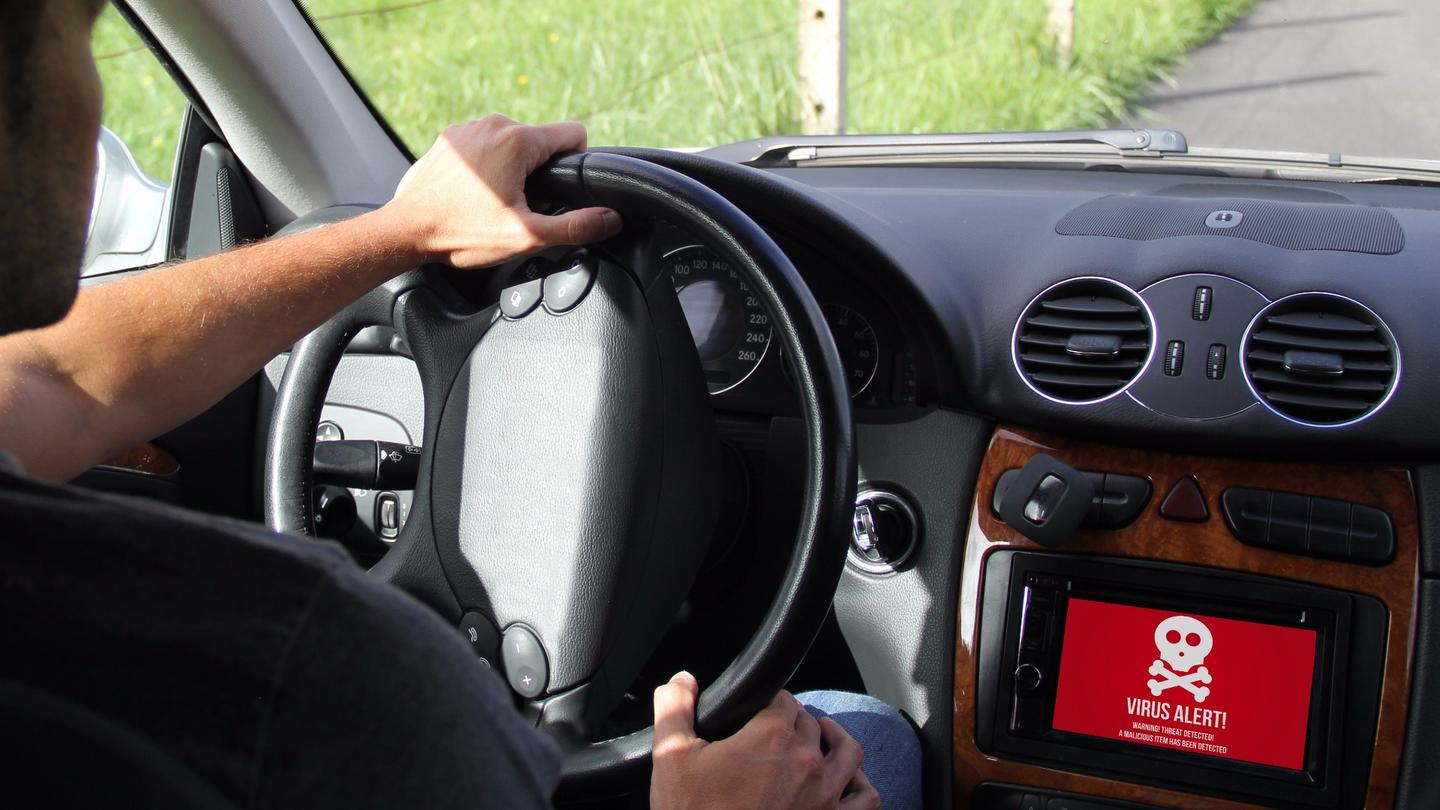 The UK government is putting the security of connected vehicles in the spotlight