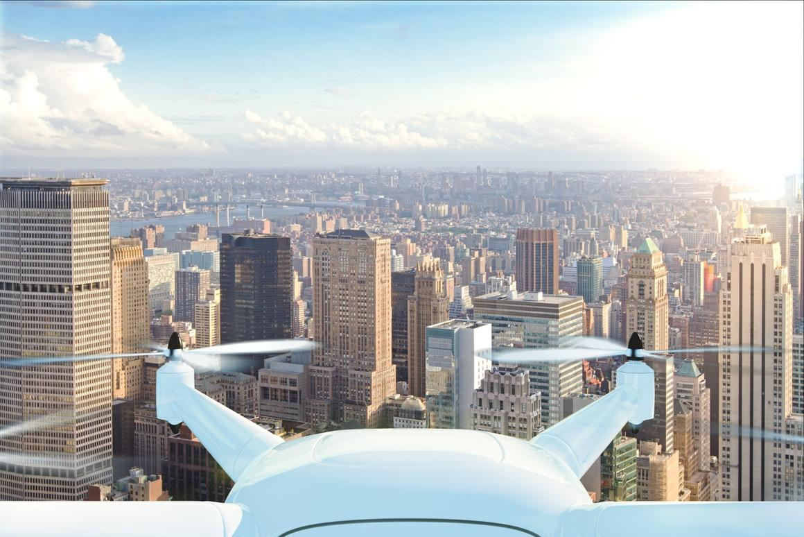 The NYPD is set to deploy drones to act as eyes in the sky over New York