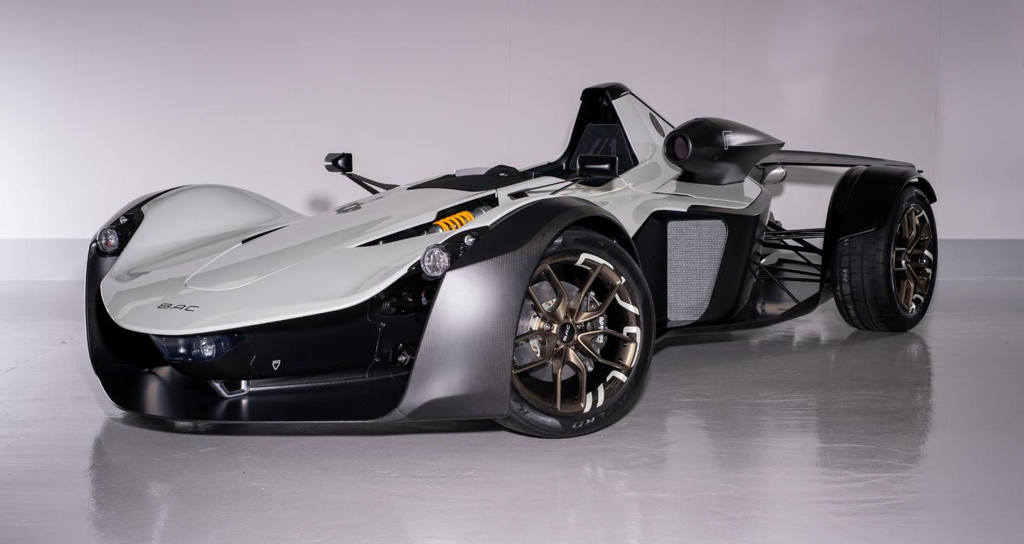 The all-new BACMono R