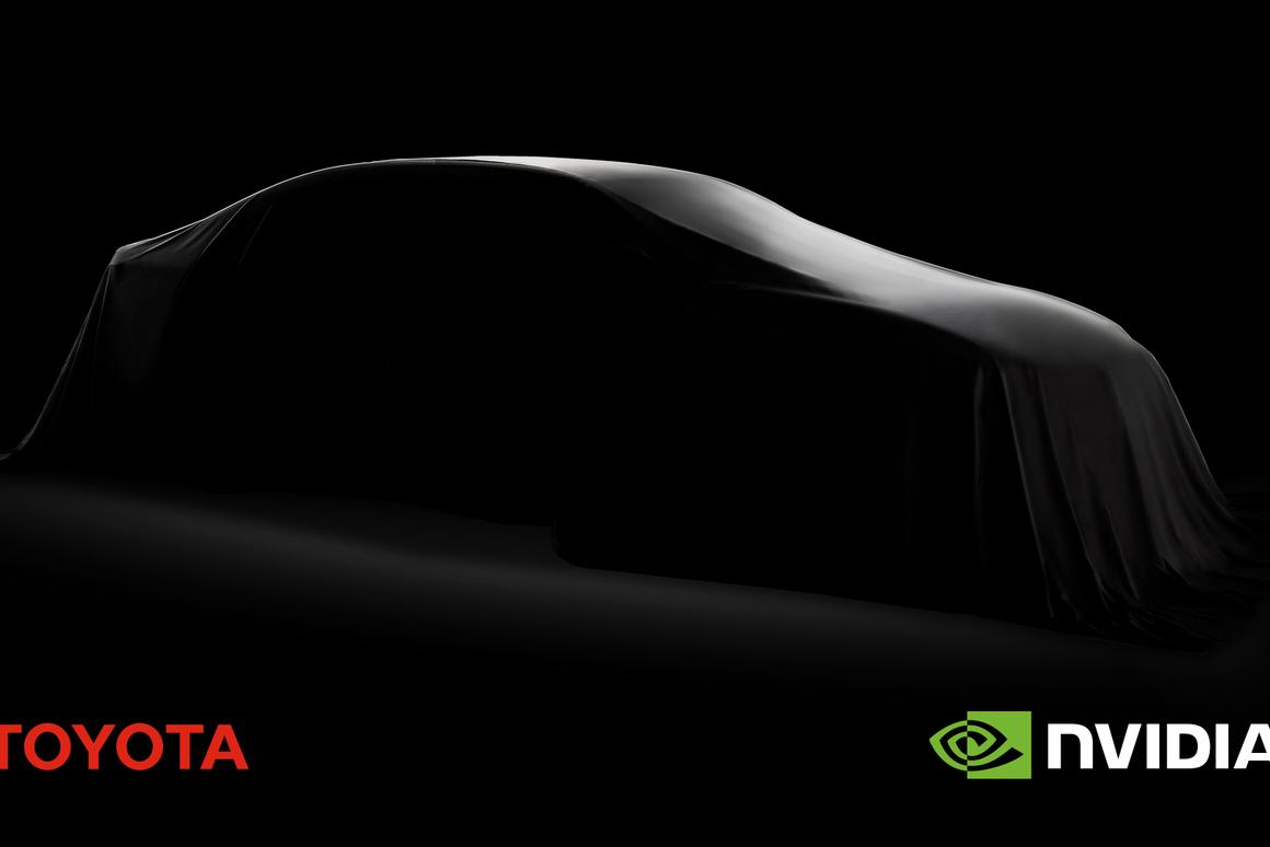 Toyota and Nvidia have teamed up to deliver self-driving cars