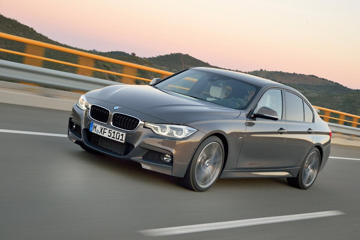 BMW's updates have been designed to bring the 3 Series up to speed with its premium rivals