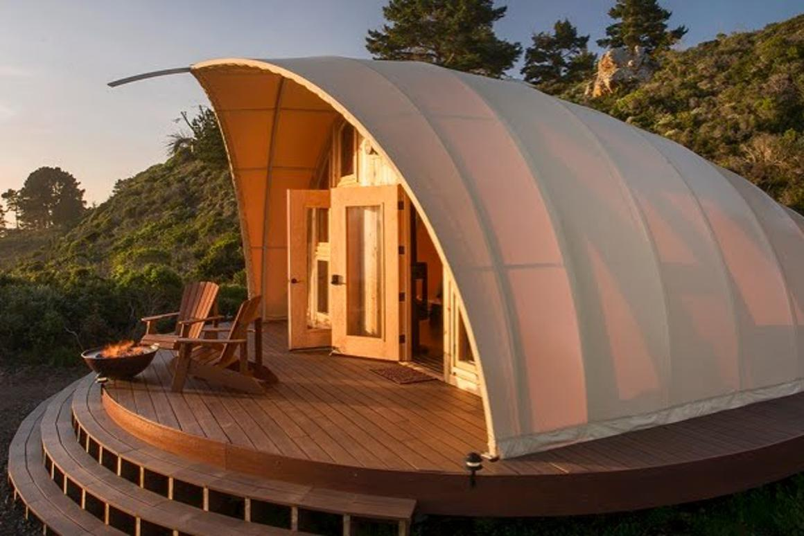 The Cocoon will set you back around US$100,000