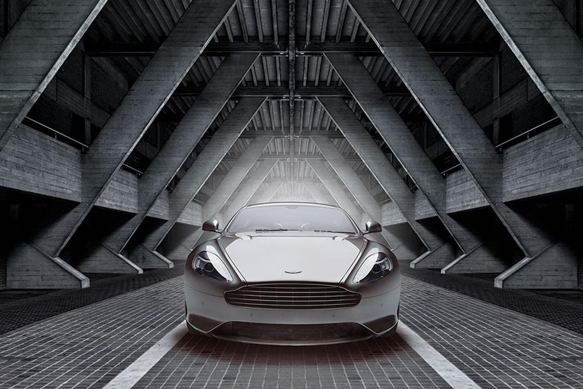 Only 150 of the Aston Martin DB9 GT Bond Edition will be made