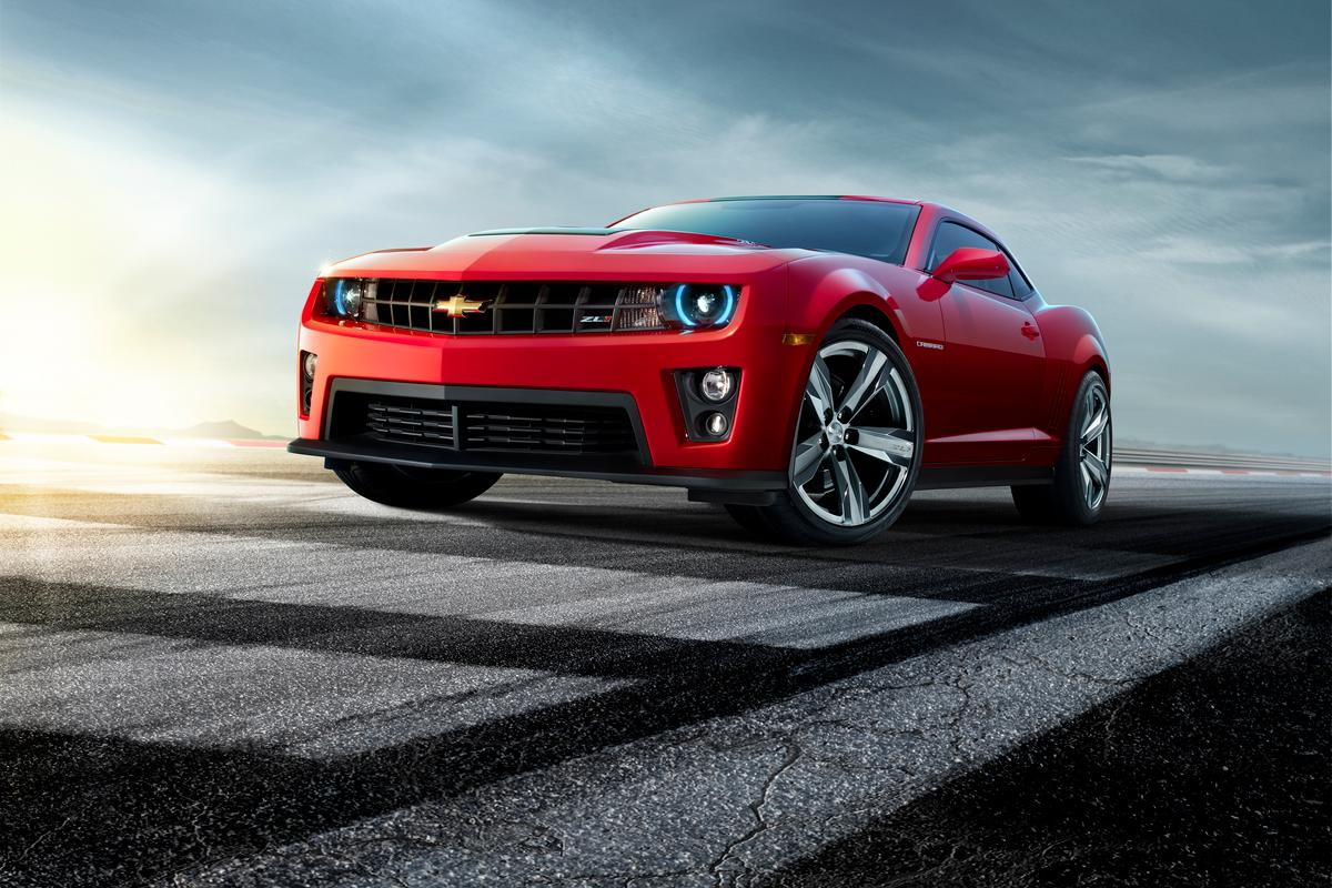 Muscle cars may have been built on manual transmission technology, but automatics have caught up