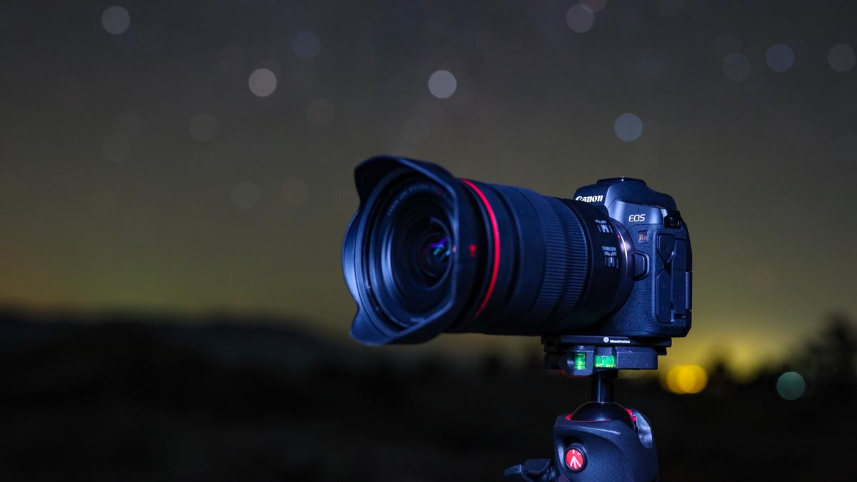Canon intros first full-frame mirrorless for astrophotography