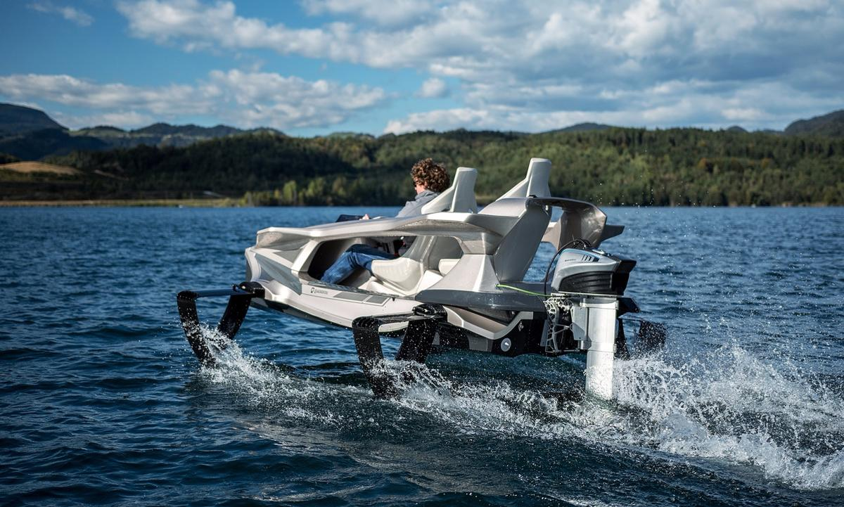 A limited run of theQuadrofoil Q2will be available from March 2017