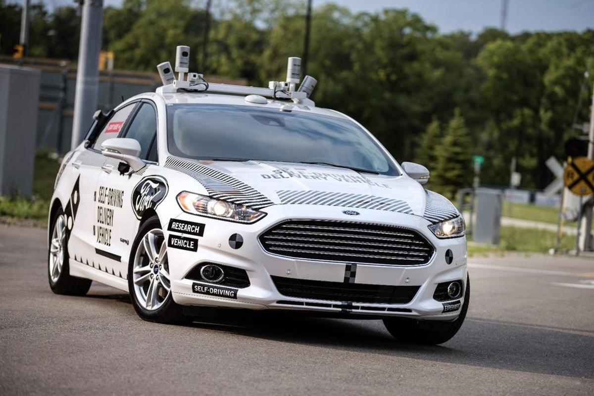 Ford is kicking off a pilot in Miami exploring how self-driving vehicles can ease the city's notorious traffic problems