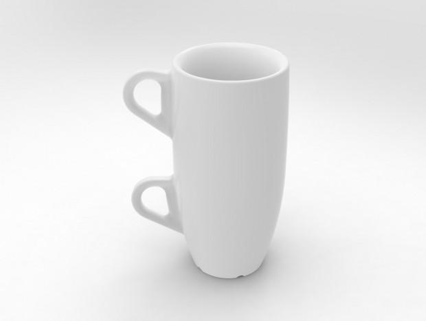 The double espresso cup(Image: Cunicode)
