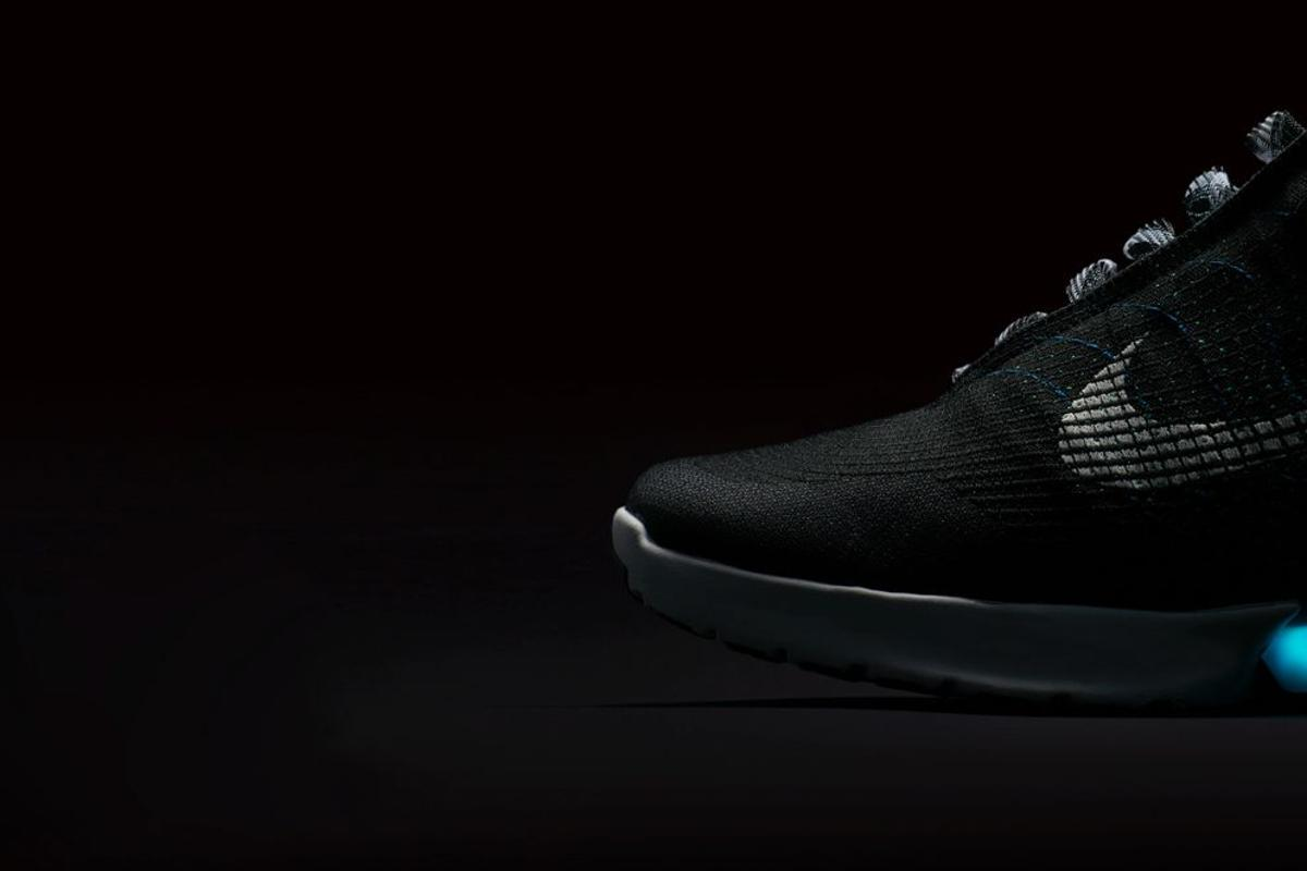 Nike's new HyperAdapt sneakers are expected to arrive in Spring 2019(Northern Hemisphere)