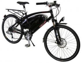 Currie Technologies present the iZip Express hybrid electric bicycle that amplifies your pedal inputs to pro-level outputs.