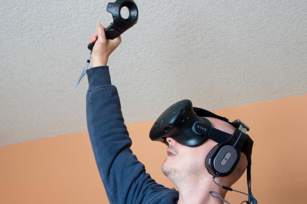 Tips and tricks for the HTC Vive