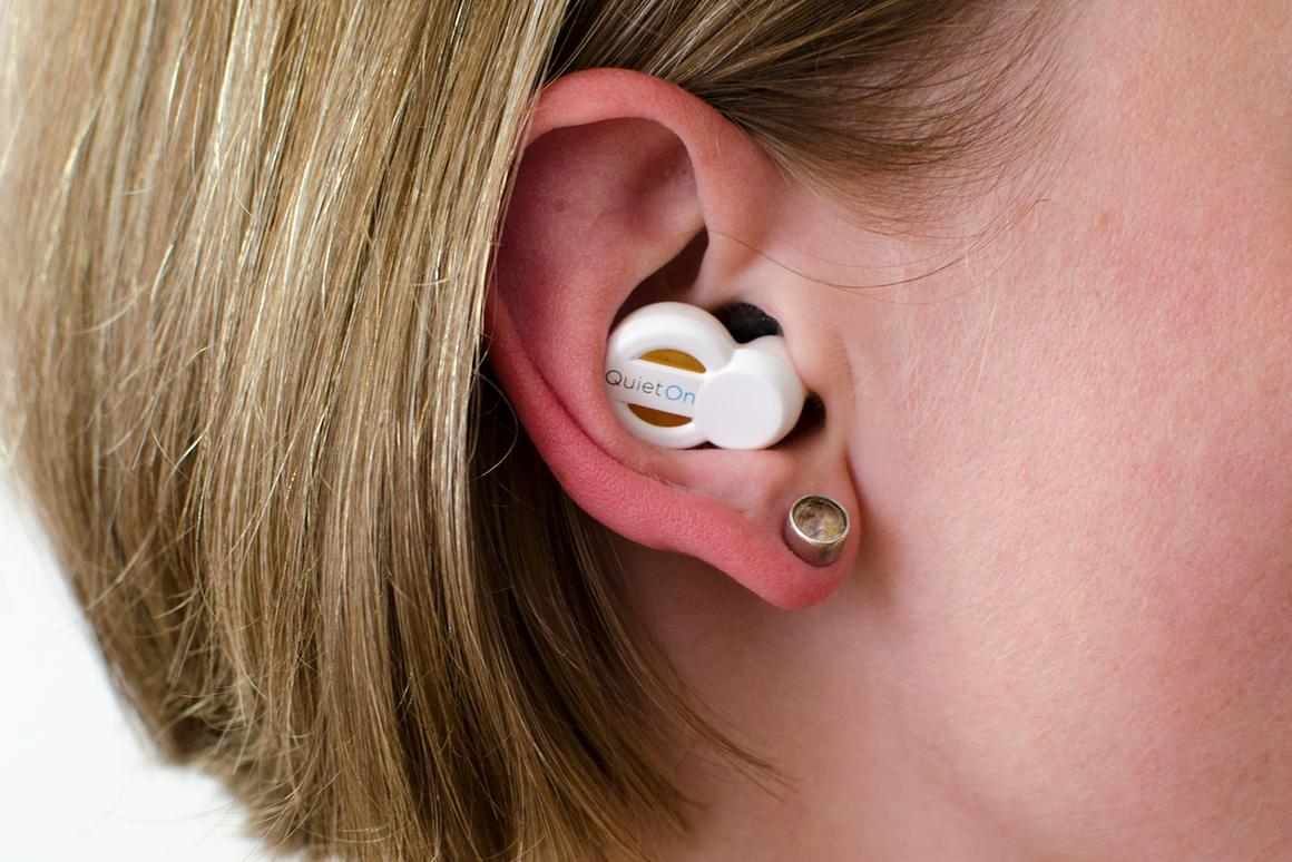 QuietOn's active noise cancelling earplugs give you an extra line of defense against certain auditory annoyances