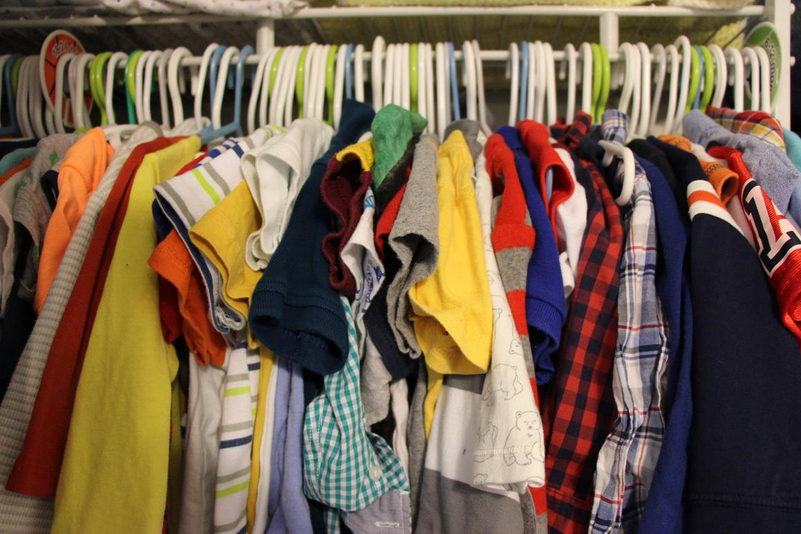 The proposed Internet of Clothes would keep unwanted clothing from being forgotten in closets