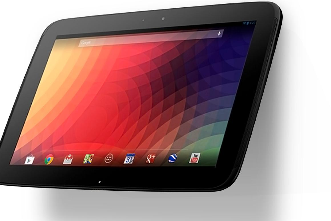 Is Google developing an upgraded new version of the Nexus 10?