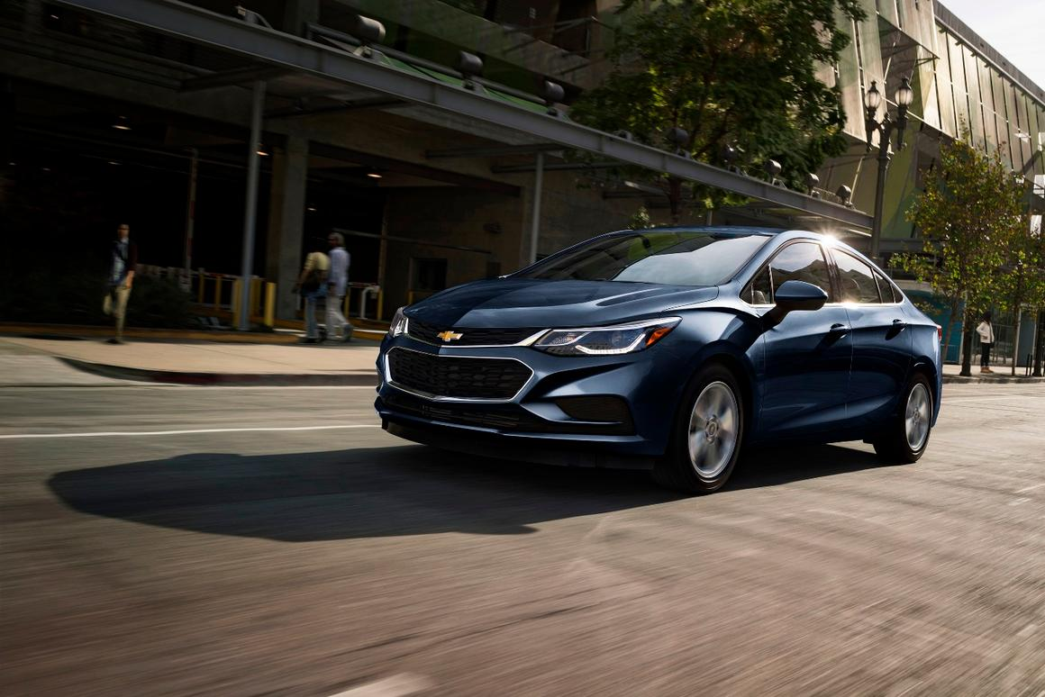 Chevy Cruze Diesel For Sale >> Cruze Diesel Will Go From La To Salt Lake On A Single Tank