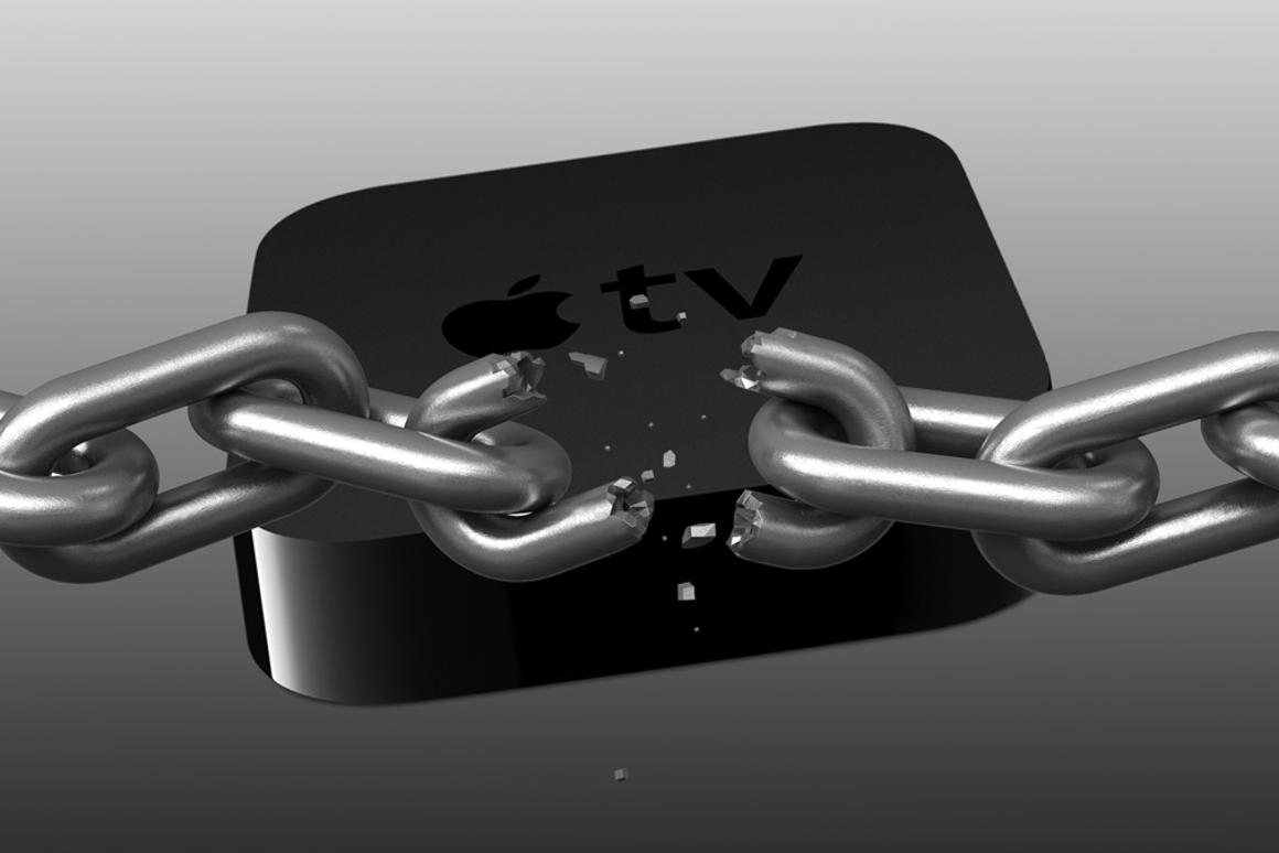 Here's how to jailbreak Apple TV and get access to more content than you could ever watch (Chain image: Shutterstock)
