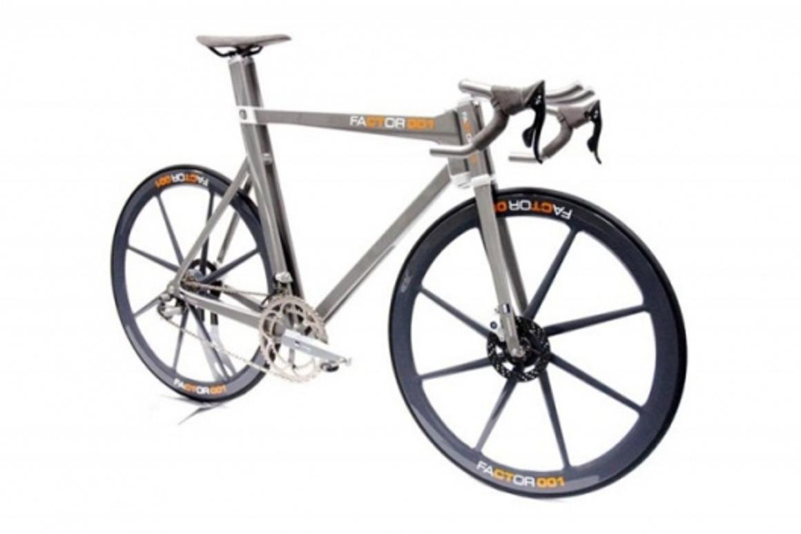BERU f1systems Factor 001 bicycle
