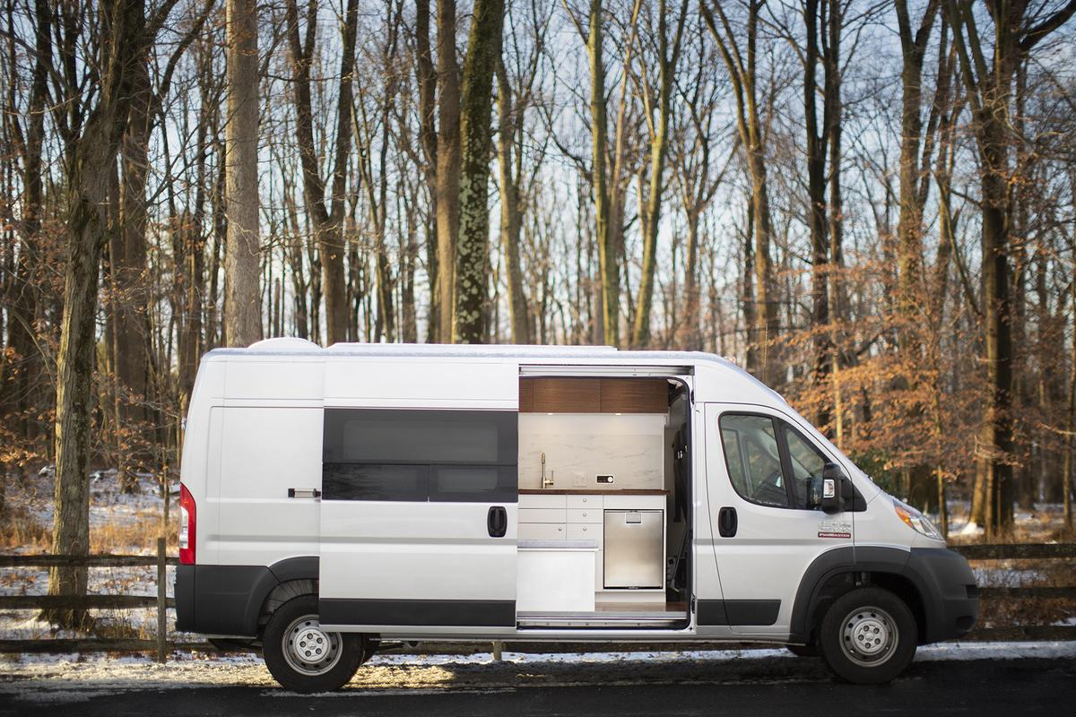 New Jersey's Ready.Set.Van hits the road with a new series of camper vans