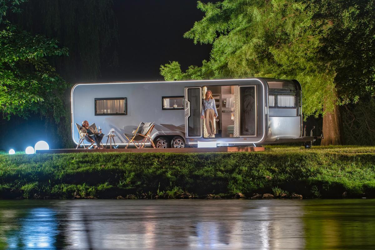 Adria Astella caravan