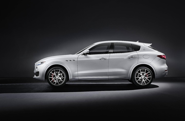 A Maserati for all conditions