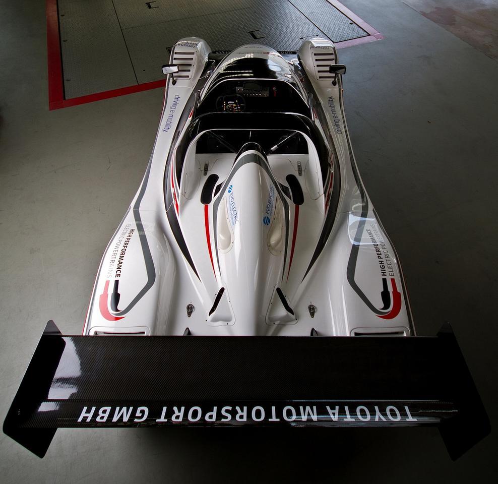 The TMG EV P001