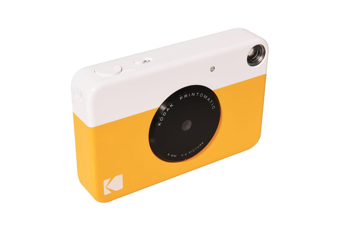 The Kodak Printomatic instant print digital camera will be available late September 2017